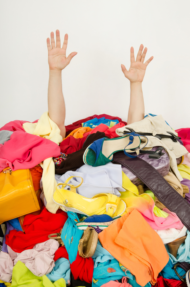 declutter frugality