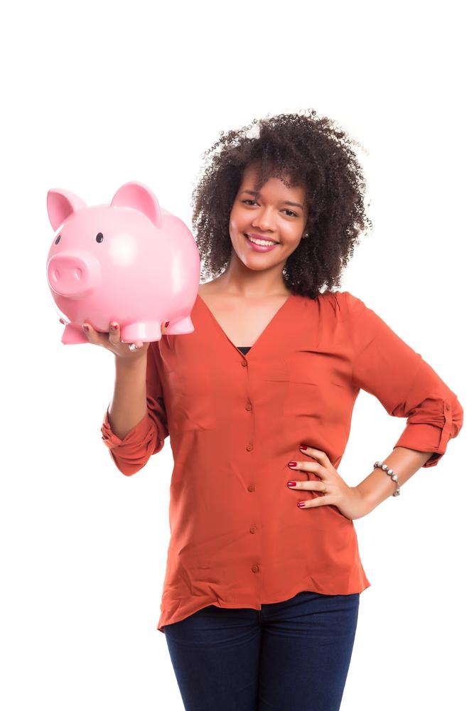 save money create budget